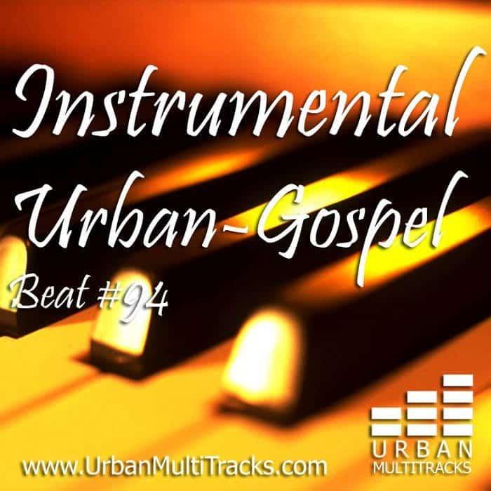 Instrumental Gospel Beat 94 - UrbanMultiTracks